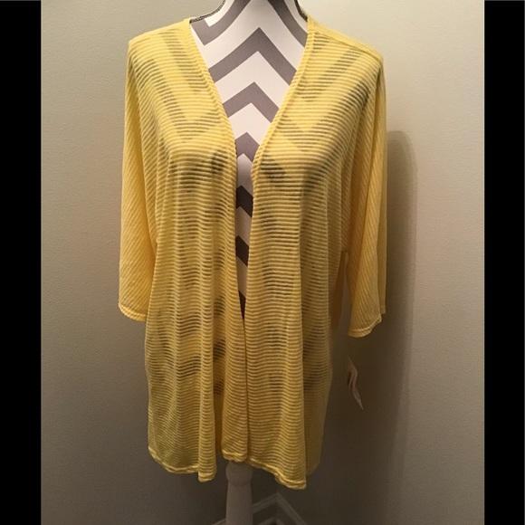 Kimono Yellow Lightweight